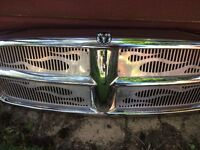 Custom one off grill for 2004 Dodge ram £80 cash on collection only