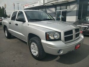 2007 Dodge Dakota SLT 4.7L V8 MAGNUM 4x4 **ONLY 156, 000KMS**