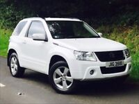 Totally mint (new model) Suzuki Grand Vitara 1.6 SZ4 3dr.trade in considered, credit cards accepted