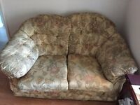 3 Piece Sofa Suite for Free