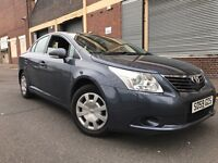 Toyota Avensis 2010 1.6 V-Matic T2 4 door FULL SERVICE HISTORY, 2 OWNERS, NEW SHAPE, BARGAIN