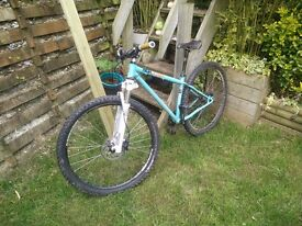"Genesis High Latitude 29er Mountain Bike - Size Small (16"")"