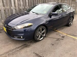 2014 Dodge Dart GT, Automatic, Sunroof, Bluetooth,