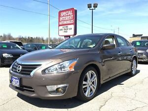 2013 Nissan Altima 3.5 SV !! 18 ALLOYS !! SUNROOF !! NAVI (GPS)