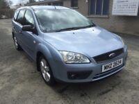2006 Ford Focus 1.8 tdci mot.03.19 price £ 925 ono px/exch