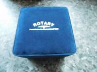 ROTARY WATCH UNUSED TOP QUALITY COST £380