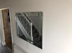 Pagazzi Mirror Large 108 x 77cm Good condition