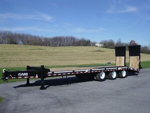2017 CAM Superline 25Ton Paver Trailer