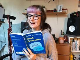 Can you speak fluent French or are a native French speaker?