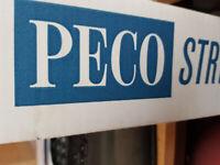 N Gauge Peco Track, 25+ Full Lengths