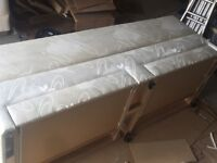 Electric bed double