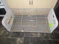 4foot by 2foot rabbit cage