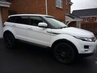 2013 Range Rover Evoque Pure 4x4 very low mileage, excellent condition