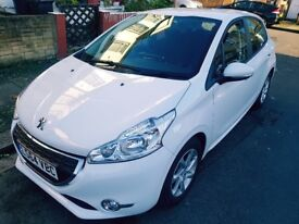 **SHOWROOM CONDITION***PEUGEOT 208 1.2 VTI PURE TECH ACTIVE***31000 MILEAGE***FULL SERVICE HISTORY**