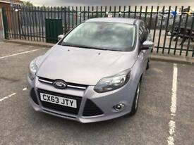 Ford Focus 1.6 t diesel econetic 2013 63 plate