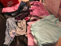 6-9 months girls clothes ... over 50 items