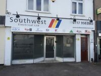800 Sq Foot (80 Sq M) Office in Southmead Road c/w Phones and Broadband