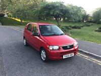 **SUZUKI ALTO GL 1.1 PETROL 5 DOOF HATCHBACK RED (2006 YEAR)**