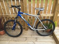 Mans giant mountain bike for spares or refurb