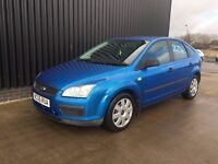 2005 Ford Focus 1.6 LX 5dr, 2 Keys, Free MOT For Life* 28 Days Warranty, May PX