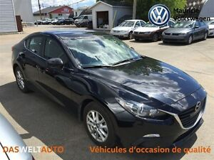 2015 Mazda MAZDA3 GS **bluetooth**