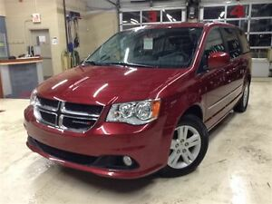 2016 Dodge Grand Caravan CREW.SIÈGES+VOLANT CHAUFFANTS.BLUETOOTH