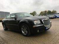 2007│Chrysler 300C 3.0 CRD V6 4dr│3 Former Keepers│Full Service History│Hpi Clear│1 Year MOT