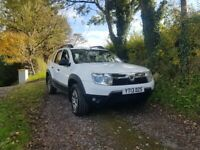 IMMACULATE DACIA DUSTER LOW MILES EASY RUN
