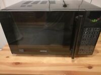 Kenwood 25L Black Combination Microwave 'K25CB12'