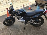 Sinnis stealth 125cc mint condition.