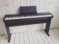 Casio CDP- 100 Electric Piano and stand