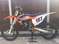 Ktm sx150 2016. Not 125cc