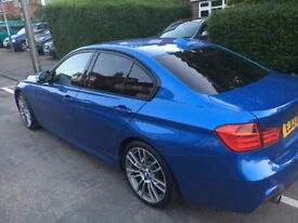 BMW 3 Series Saloon F30 3.0 335i M Sport (s/s) 4dr