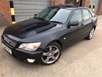 Lexus IS 200 2.0 SE 4dr £550 p/x considered 2000 (X reg), Saloon petrol manual