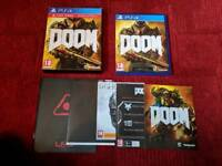 Doom - UAC pack edition - PS4 - PlayStation