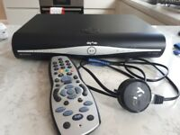 Sky + HD 3D box with Controll
