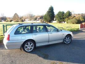 Rover 75 Connisseur Tourer, V6 petrol.
