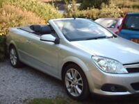 FINAL REDUCTION! Astra 1.8 Twin Top Design Convertible 45K miles