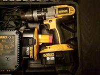 Dewalt 18v cordless drill *very cheap*