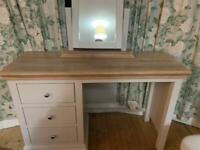 Besp-Oak bedroom furniture Rosa painted