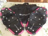 Snowshoes - luckybums 14 inch childs for sale