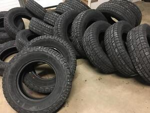 New 265/70R17 AT , TRUCKLOAD BLOWOUT!