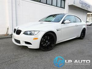 2011 BMW M3 Coupe with DCT, MDrive and MORE!!
