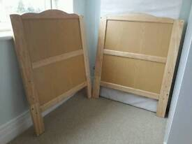 Baby / Toddler Cot and mattress for sale