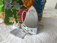 Travel Iron (new) - & will throw in Travel Kettle (used)