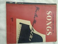 Vintage - YOUR OWN BOOK OF SONGS No. 3