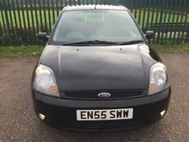 Ford Fiesta 1.4 TD Style 5dr 2006 (55 Reg), Hatchback £30 Road Tax Year, Cam Belt Changed