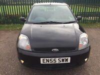 Ford Fiesta 1.4 TD Style 5dr 2006 (55 Reg), Hatchback £30 Road Tax Year, Cam Belt Changed