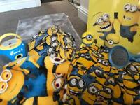 Complete minion bed set