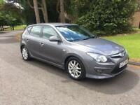 ☎️ £30 road tax 2011 Hyundai i30 crdi ( diesel ) 2 keys Full service history